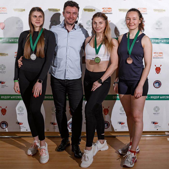 Результаты четвёртого этапа Московского Кубка Way2Row по гребле — индор 2021